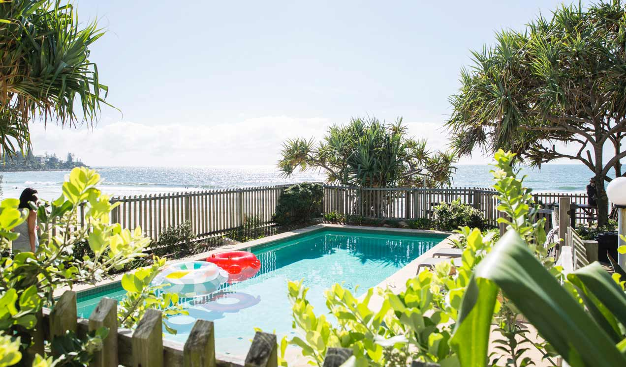 Pandanus Court Pool