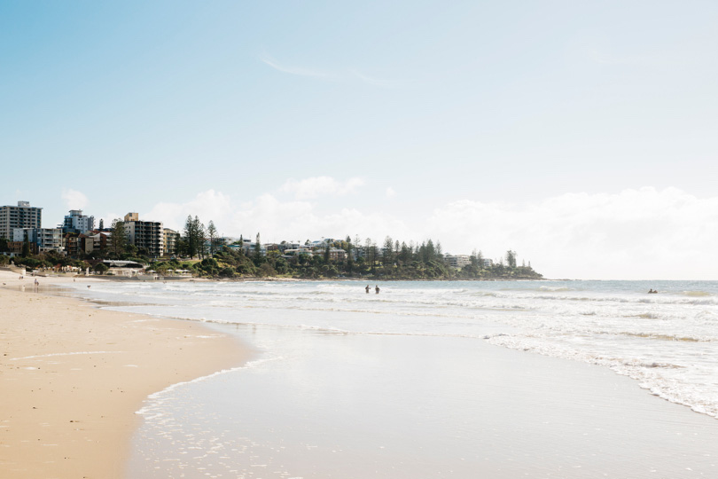 Beachfront accommodation in Kings Beach, Caloundra